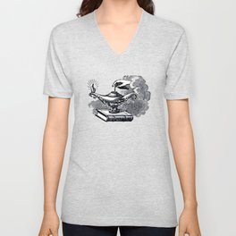 Magic lamp Unisex V-Neck