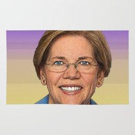 Elizabeth Warren Rug