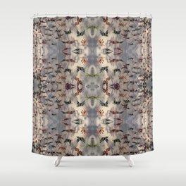 Colibrí Shower Curtain