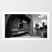 237 TGB Art Print