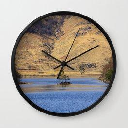 Loch Shiel Wall Clock