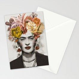 FRIDA FLOWERS Stationery Cards