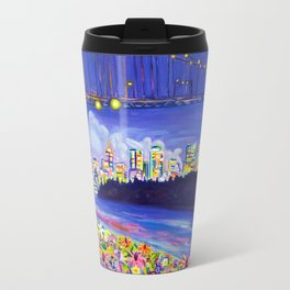 Urban Nature Travel Mug
