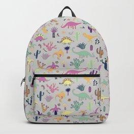 Dinosaur Desert Backpack