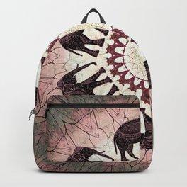 Boho Elephants Backpack