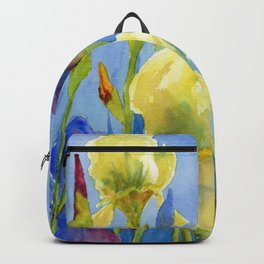Blue Skies and Happiness Backpack