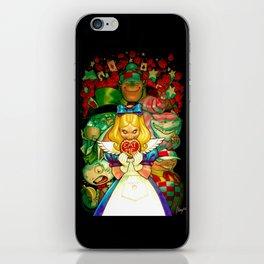 Hello Alice iPhone Skin
