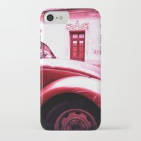 vw iPhone & iPod Cases featuring VW Kaefer by Julia Aufschnaiter