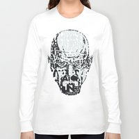 quotes Long Sleeve T-shirts featuring Heisenberg Quotes by RicoMambo