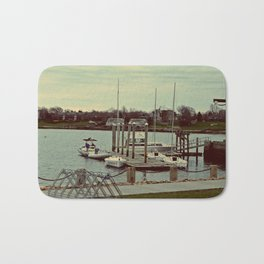 Boat Yard Bath Mat