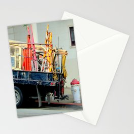 No Parking, Red Zone Stationery Cards