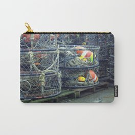 Fishing Traps Carry-All Pouch