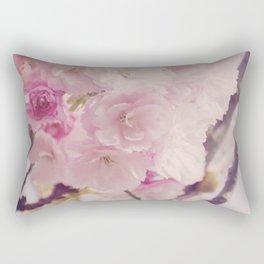 Bright of Cherry blossom #4 Rectangular Pillow