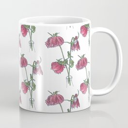 Wilted Rose Coffee Mug