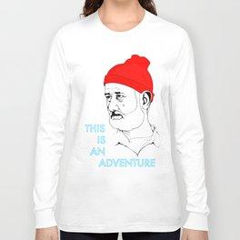 A Zissou Adventure Long Sleeve T-shirt