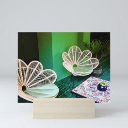 Le Jardin Mini Art Print
