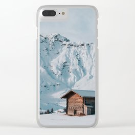Hello Winter - Landscape and Nature Photography Clear iPhone Case