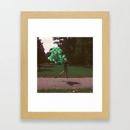 Parks and Recreation Framed Art Print