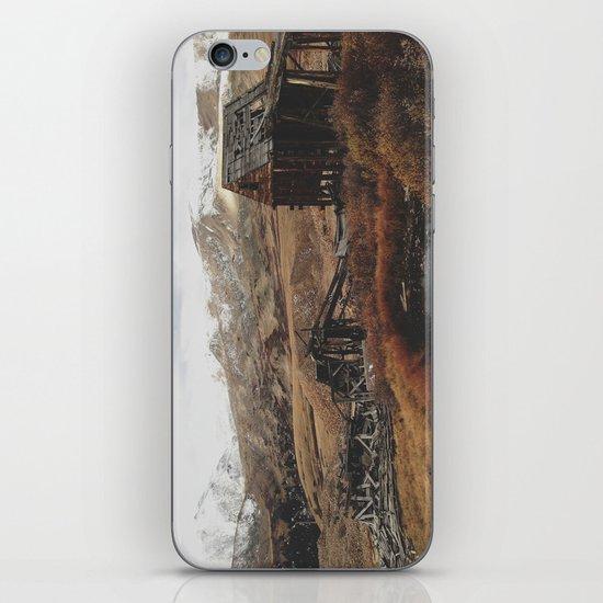 Mountain Mill iPhone Skin