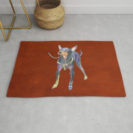 Toy Manchester Terrier Rug