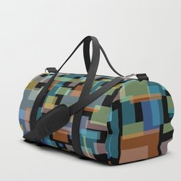 zappwaits new york city Duffle Bag