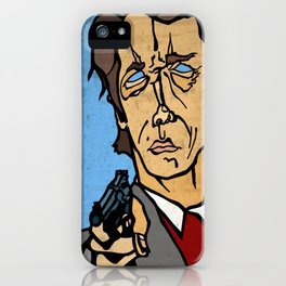 Well Do Ya, Punk? iPhone Case