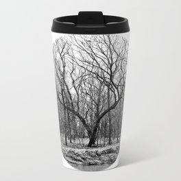 Dead Fall Metal Travel Mug