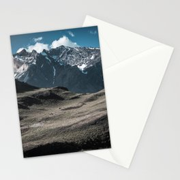Layers Stationery Cards