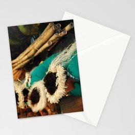 bora boys drumming heads Stationery Cards