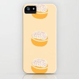 Ich bin ein Berliner (Krapfen) iPhone Case