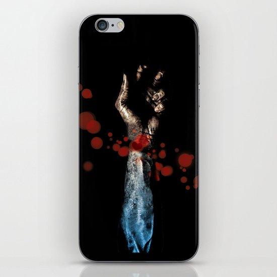 fuck love. iPhone & iPod Skin