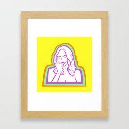 Joie 18 Framed Art Print