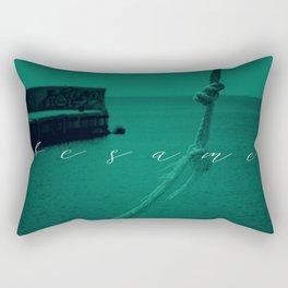 besame Rectangular Pillow