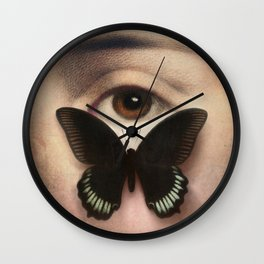 Thank You for Your Love Wall Clock