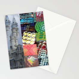 K Phila in a nutshell Stationery Cards