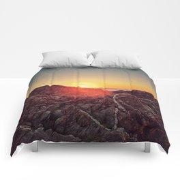 Peel Sunset Comforters
