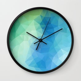 """River bank"" Wall Clock"
