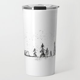 Summer Camp Night Travel Mug