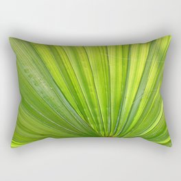 Fan of Nature Rectangular Pillow