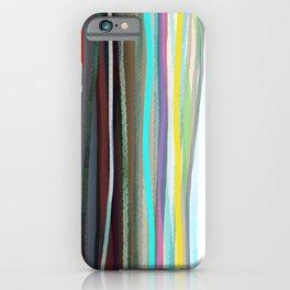 Shower Curtain Hippie Curtains,Boho curtain,Gypsy,Striped CURTAIN Rustic,Fabric,Ribbon Rainbow,Tee iPhone Case