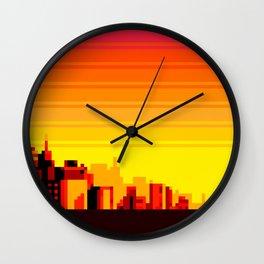 TY Wall Clock