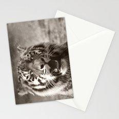 Tiger Cub 1 Stationery Cards