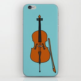 Cello iPhone Skin