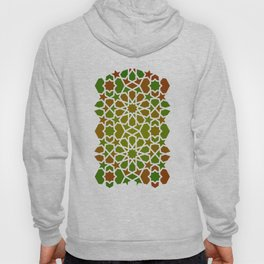 Red & Green Hoody