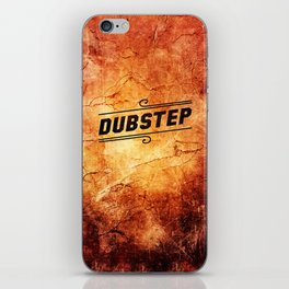 Dubstep  iPhone Skin