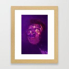 A Royal Bath Framed Art Print