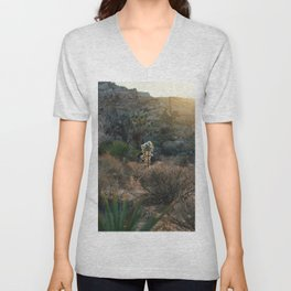 Desert Light Unisex V-Neck