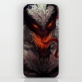 Anti-Venom iPhone Skin