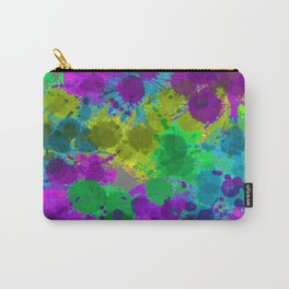Watercolor Drops 01 Carry-All Pouch
