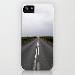 a way down iPhone Case